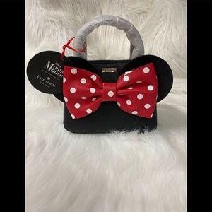 Minnie Mouse Kate Spade Purse. NWT